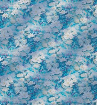 Water Lily Sheer