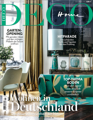 In the press - Deco Home Germany April 2019