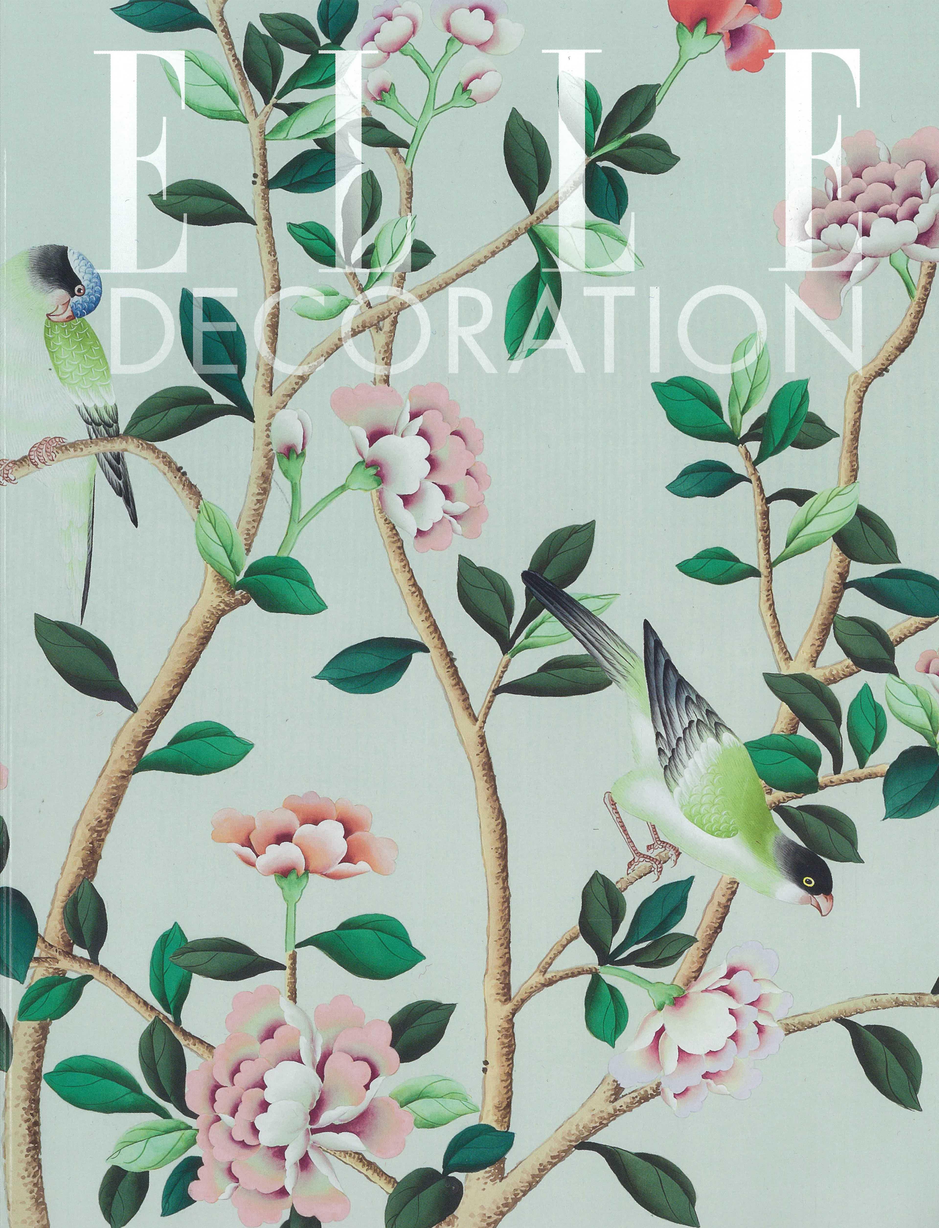Elle Decoration April 2020