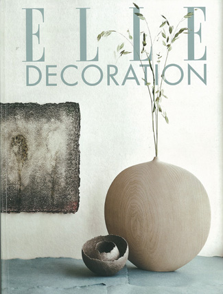 In the press - Elle Decoration April 2019