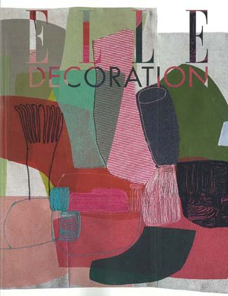 In the Press - Elle Decoration March 2019