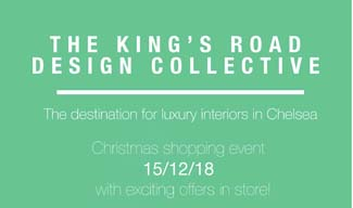 News & Events - Osborne & Little and KRDC Shopping Event