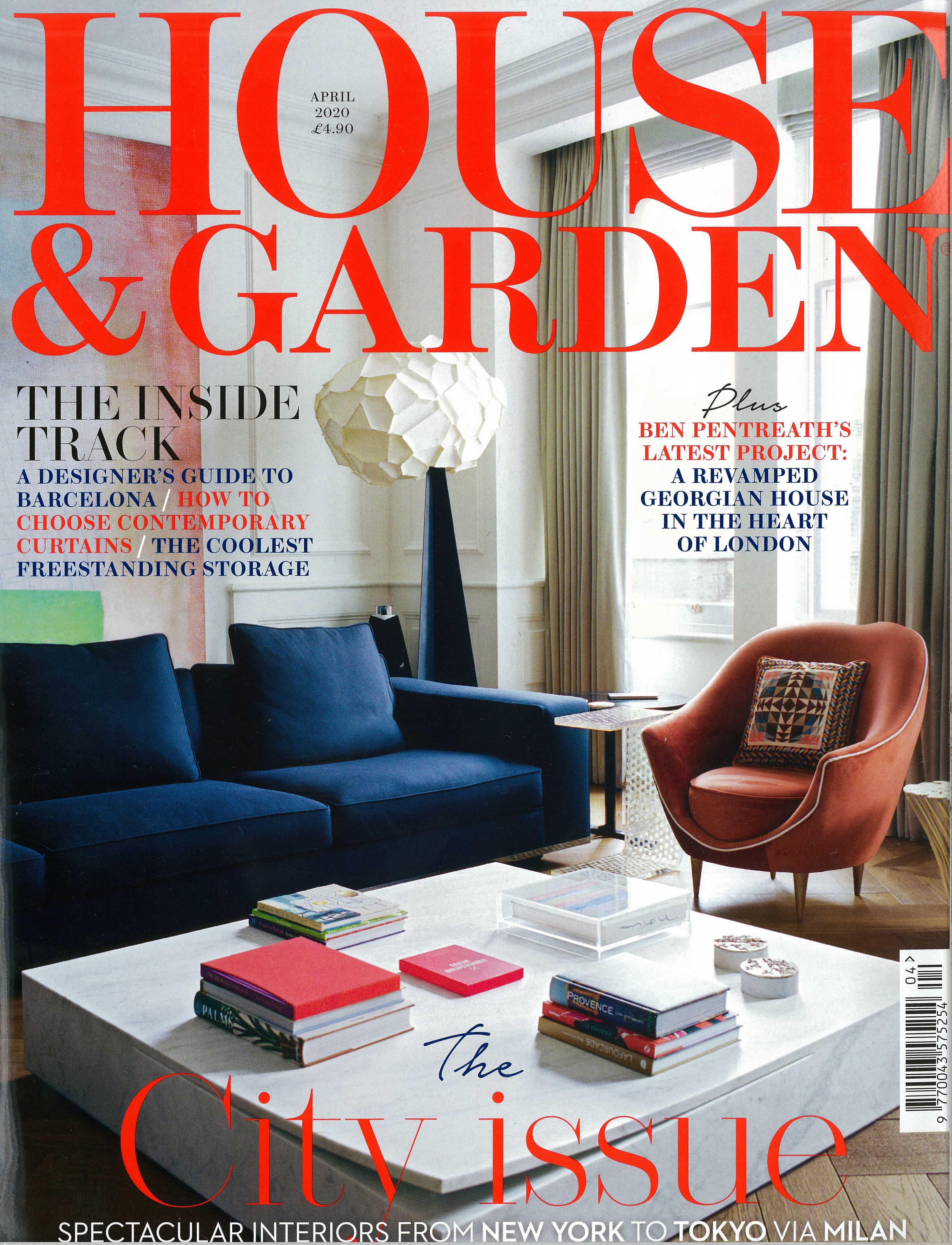 House & Garden April 2020