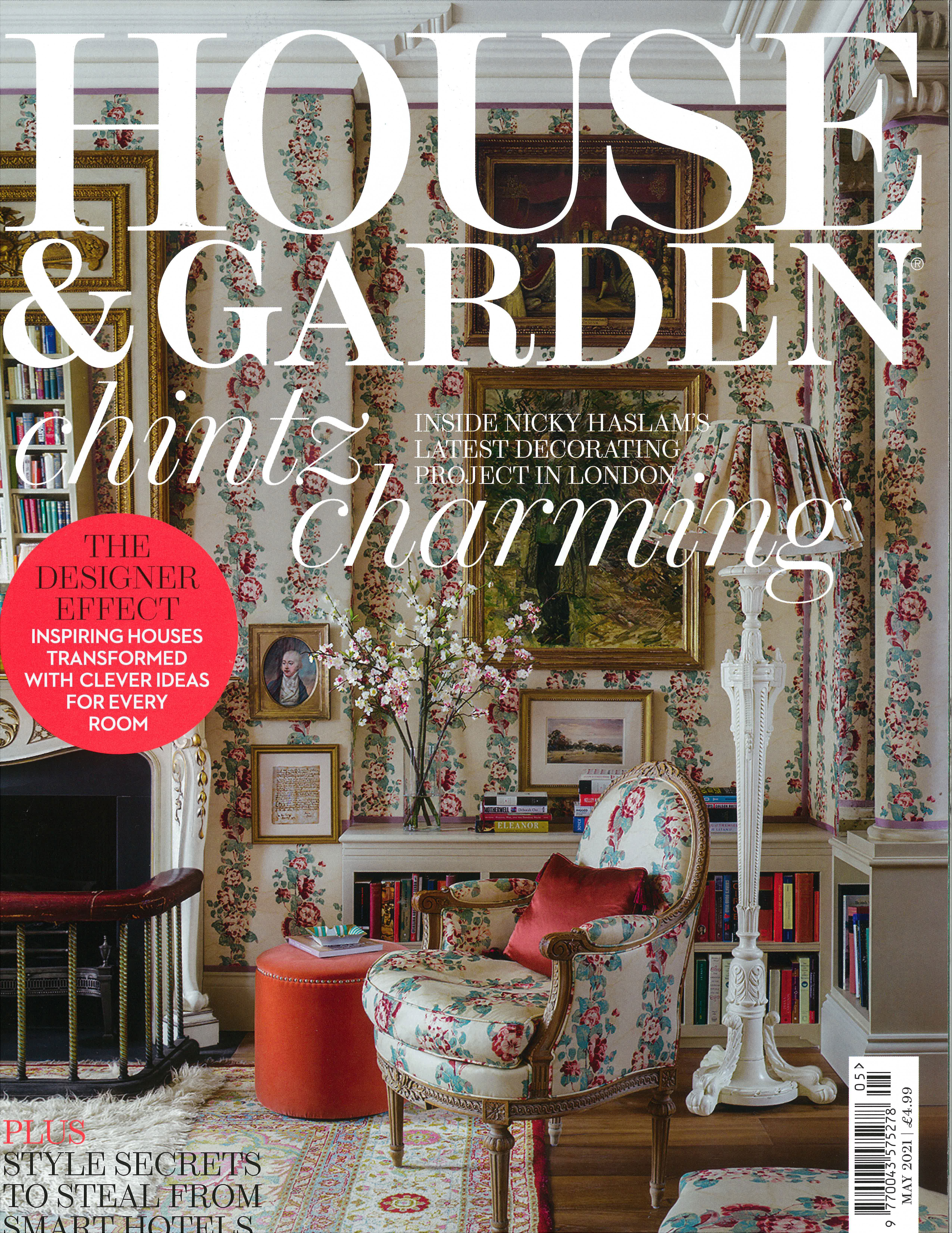 House & Garden UK May 2021