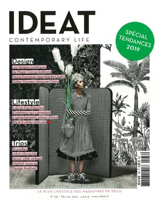 In the Press - IDEAT France February 2019