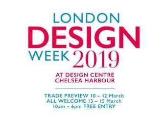 News & Events - London Design Week 2019