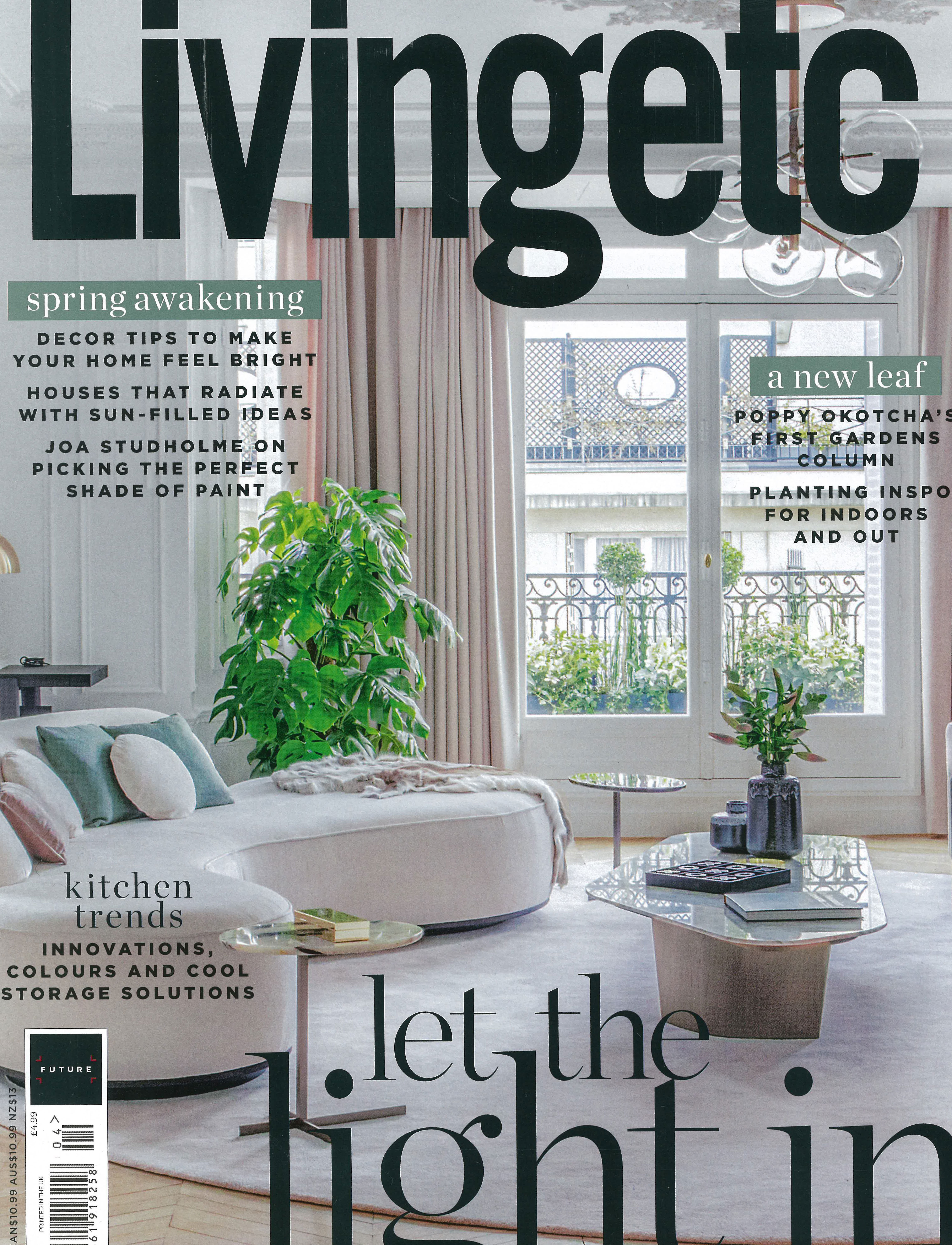 Living Etc UK April 2021