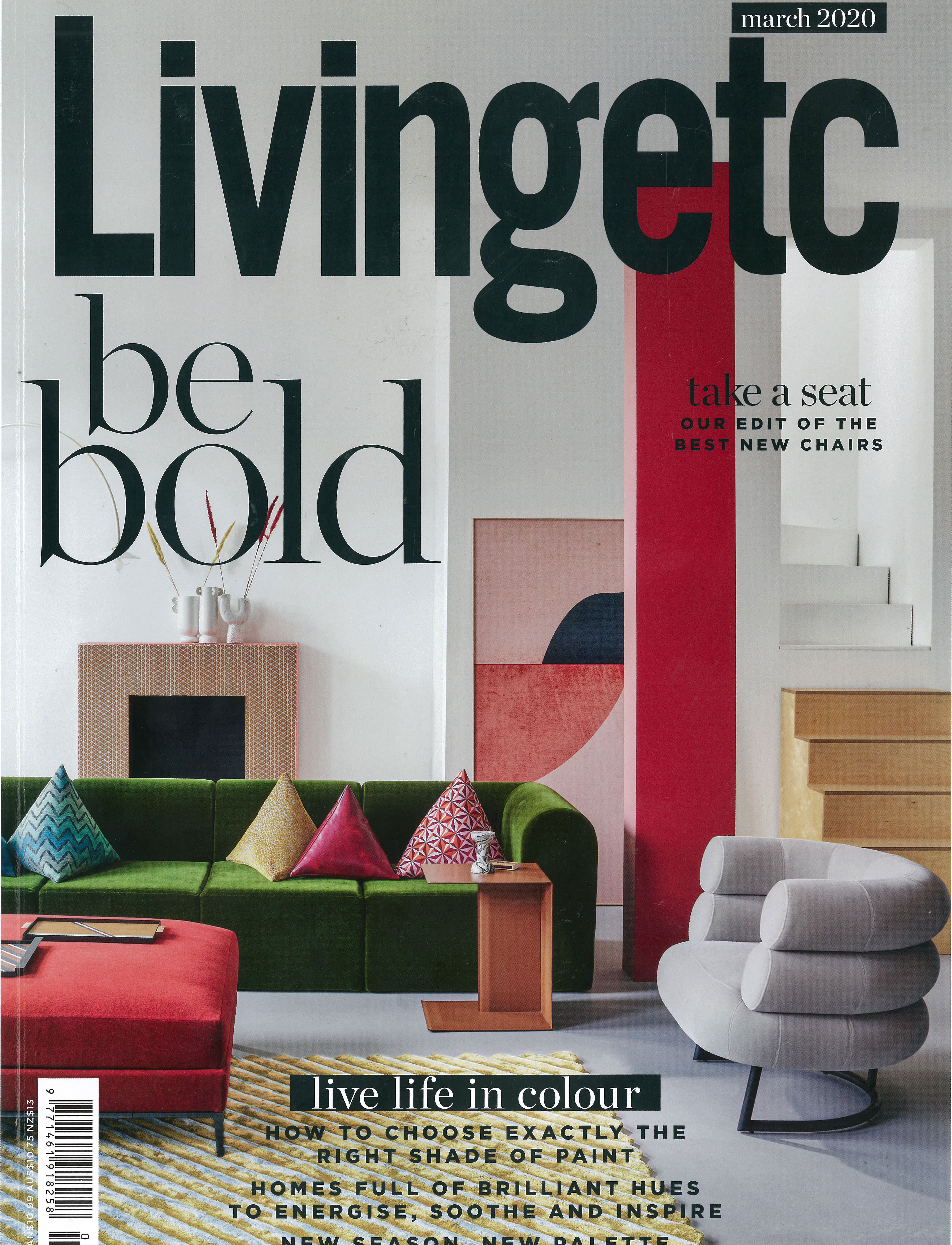 Living Etc March 2020