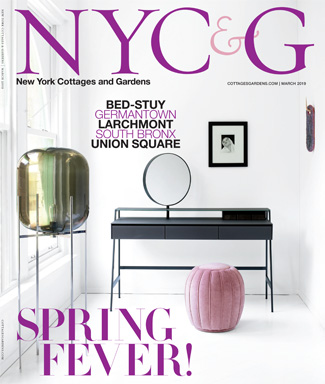 In the press - New York Cottages & Gardens USA March 2019