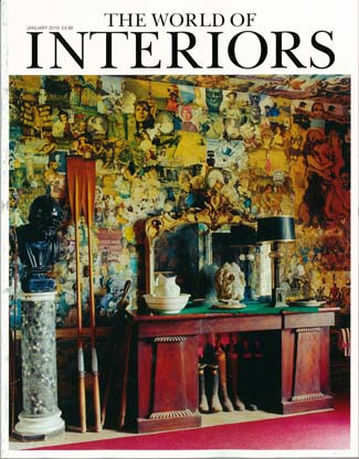 In the press - The World of Interiors January 2019