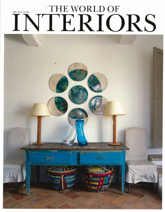 In the press - World of Interiors May 2019