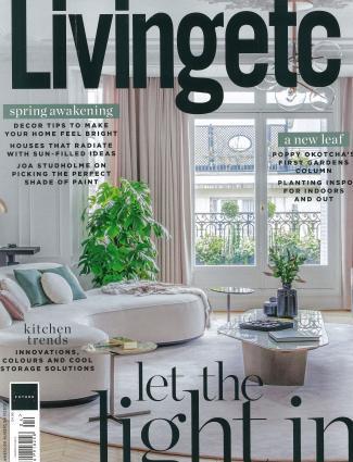 Living Etc UK April 2021