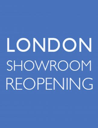 Our King's Road Chelsea showroom is reopening