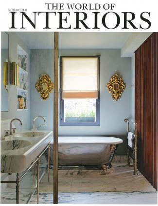 World of Interiors UK April 2021