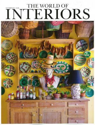 The World of Interiors UK October 2021