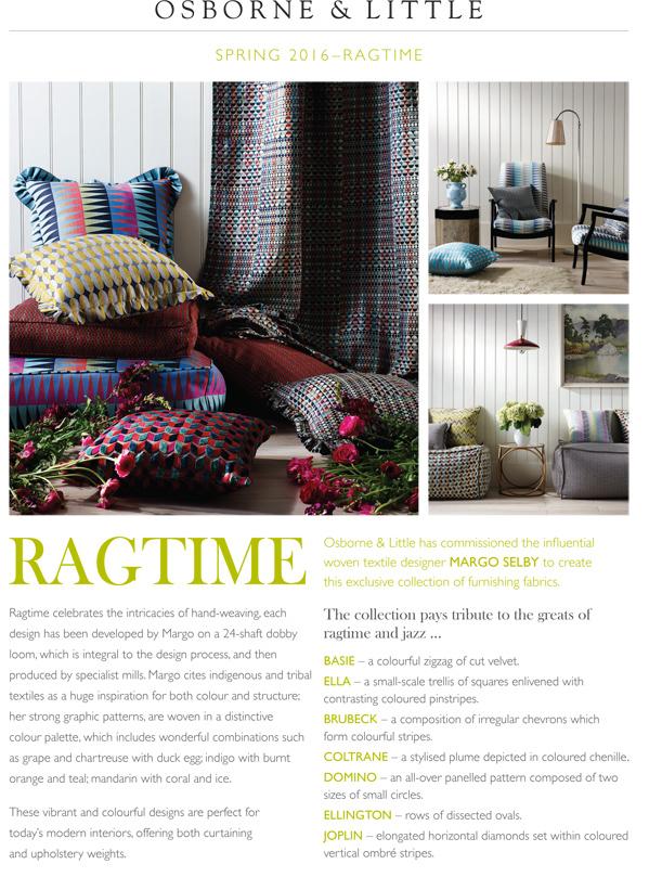 Ragtime Press Release Spring 2016