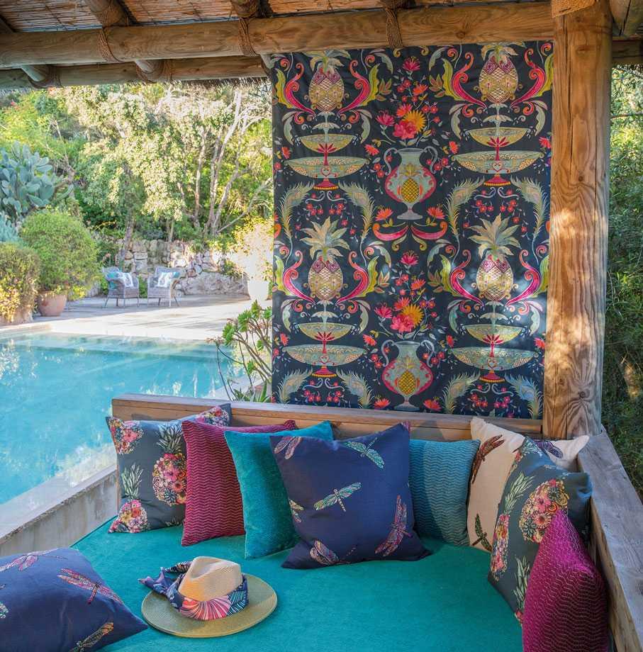autumn 2018 deya osborne little. Black Bedroom Furniture Sets. Home Design Ideas