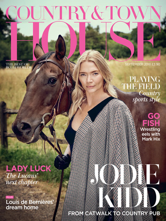 In the press - Country & Town House September 2018