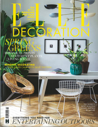 In the press - Elle Decoration June 2018
