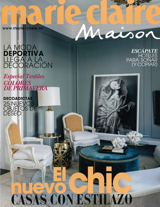 In the press - Marie Claire Maison Spain May 2018