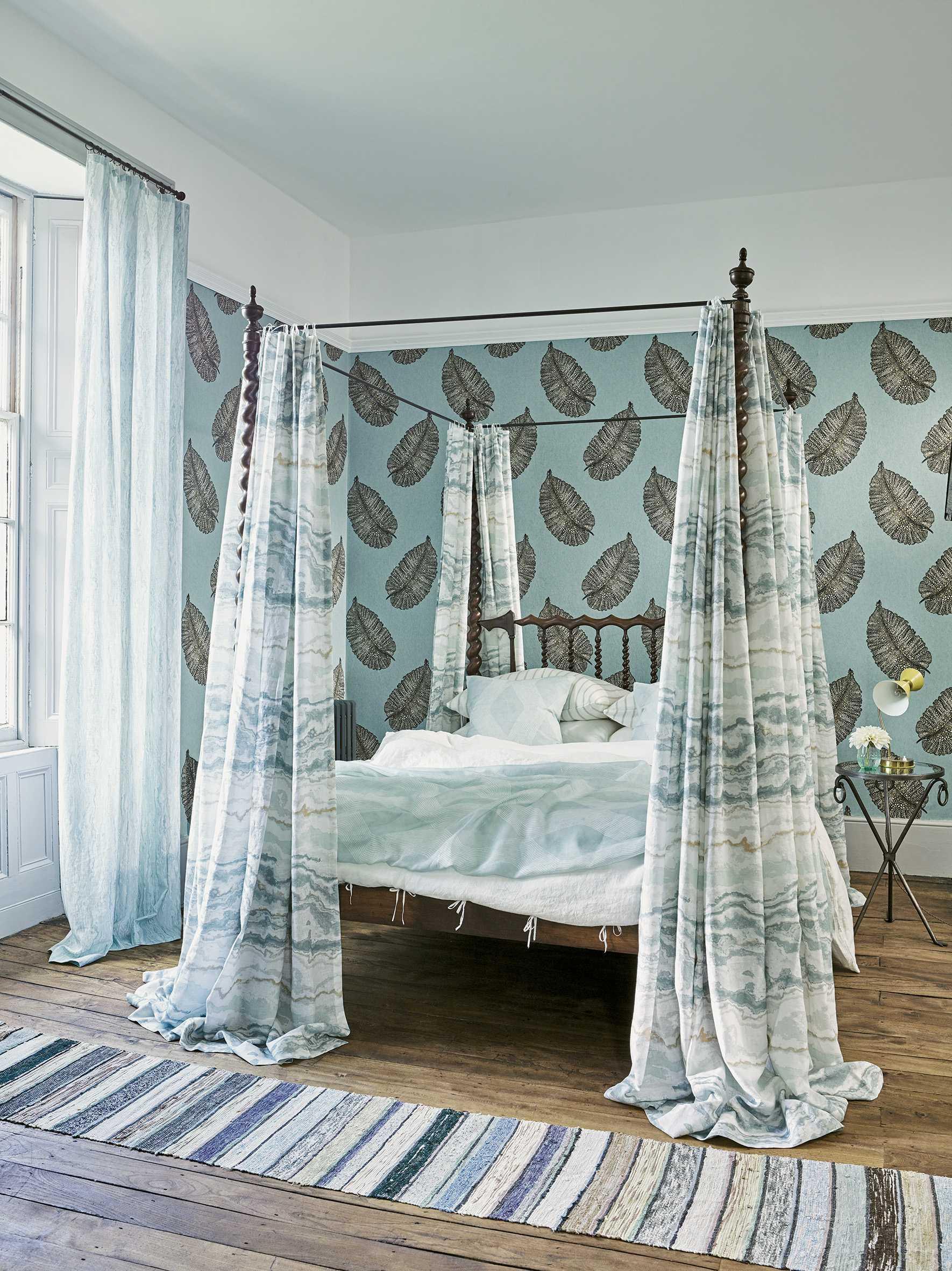 news press osborne little. Black Bedroom Furniture Sets. Home Design Ideas