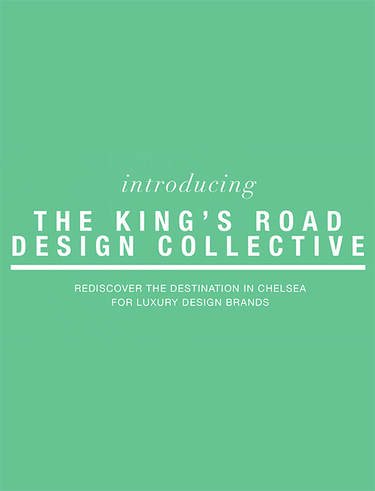 News & Events - Osborne & Little and King's Road Design Collective